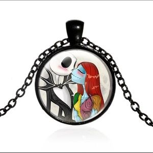Jewelry - Nightmare Before Christmas Necklace
